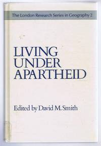 Living Under Apartheid, Aspects of urbanization and social change in South Africa