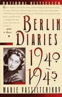 image of Berlin Diaries, 1940-1945