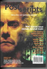 Postscripts: The A-Z of Fantastic Fiction: World Horror Convention Special Edition
