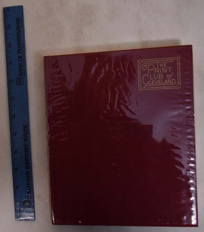 Cleveland, OH: Print Club of Cleveland, 1969. Hardcover. VG in red cloth. Red cloth with gilt letter...