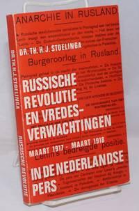 image of Russische Revolutie en Vredesverwachtingen in de Nederlandse pers maart 1917-maart 1918