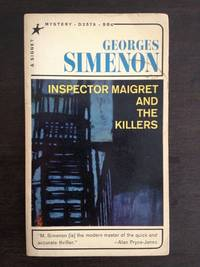 image of INSPECTOR MAIGRET AND THE KILLERS