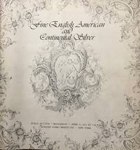 FINE ENGLISH AMERICAN AND CONTINENTAL SILVER APRIL, 1974