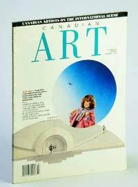 Canadian Art (Magazine), Summer 1990, Volume 7, Number 2 - Canadian Artists on the International Scene / Bruce Mau