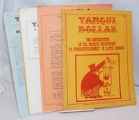 image of Yanqui Dollar [pamphlet, plus four mailings for participants in the Yanqui Dollar Project]