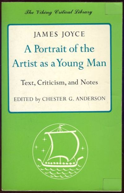 Image for PORTRAIT OF THE ARTIST OF AS A YOUNG MAN Text, Criticism and Notes