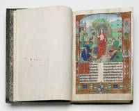 MISSAL OF JAN DE BROEDERE (SUMMER PART); illuminated Renaissance manuscript on parchment with one full-page miniature, four large miniatures, and four historiated initials by the Masters of Raphael de Mercatellis