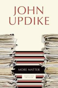 image of More Matter : Essays and Criticism