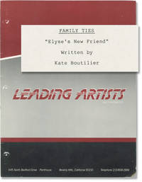 image of Family Ties: My Mother, My Friend [Elyse's New Friend] (Original screenplay for the 1986 episode)