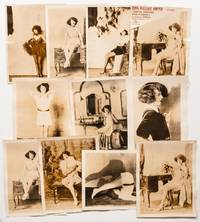 Eleven Large Vintage Publicity Photographs of Edna Wallace Hopper (eight by Alfred Cheney Johnston). 1923-1927
