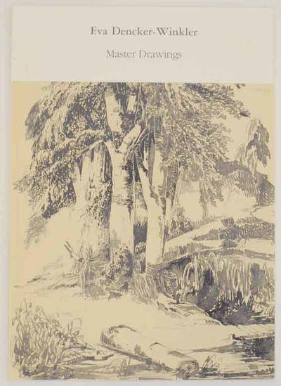Zurich, Switzerland: Eva Dencker-Winkler, 1987. First edition. Softcover. 64 pages. Exhibition catal...
