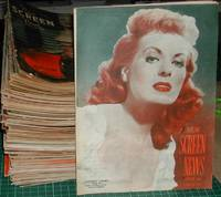 New Screen News (A collection of 120 magazines from 1951-1962)