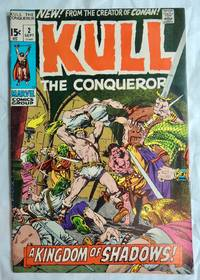 "Kull the Conqueror Vol. 1 No. 2 ""The Shadow Kingdom"" (Comic Book, Sept 1971)"