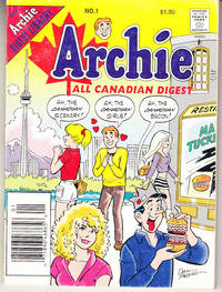 Archie All Canadian Digest # 1