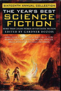 image of THE YEAR'S BEST SCIENCE FICTION: Sixteenth (16th) Annual Collection