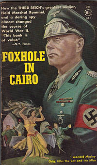 image of FOXHOLE IN CAIRO ~ A True Spy Story
