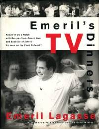 Emeril's TV Dinners by  Emeril Lagasse - 1st Edition - 1998 - from Chris Hartmann, Bookseller and Biblio.com