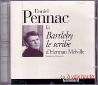 Bartleby le scribe.  AUDIOLIVRE ( 1 CD Audio)