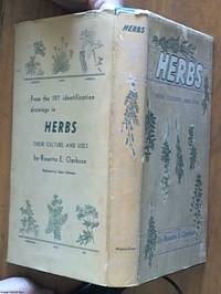image of herbs – their culture and uses