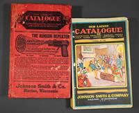 Our Latest Catalogue of Surprising Novelties, Puzzles, Tricks, Joke Goods, Useful Articles, Etc. Catalogue No. 133