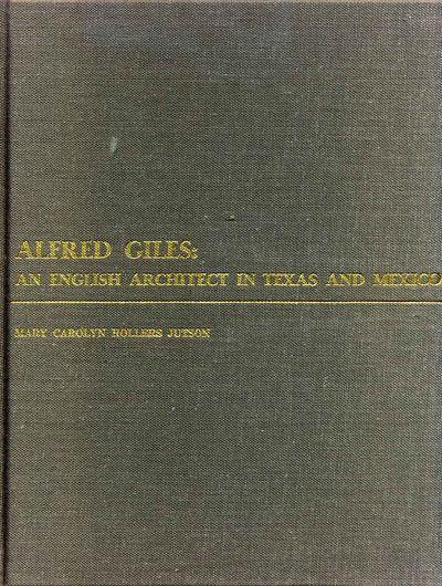 San Antonio, TX: Trinity University Press, 1972. Book. Near fine condition. Hardcover. Signed by Aut...