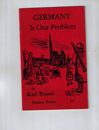 image of GERMANY Is Our Problem