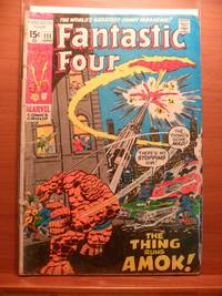 FANTASTIC FOUR, No. 111, June 1971