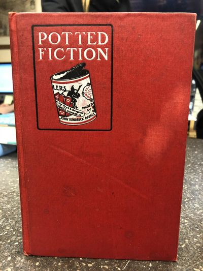 New York: Doubleday, Page & Co, 1908. First Edition. First Printing. Hardcover. Octavo, 132 pages; G...