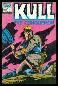 STAN LEE PRESENTS KULL THE CONQUEROR - Volume 1, number 1 - December 1982 by  Robert E. (scripted by Alan Zelenetz) Howard - Paperback - First Edition - 1982 - from W. Fraser Sandercombe and Biblio.com