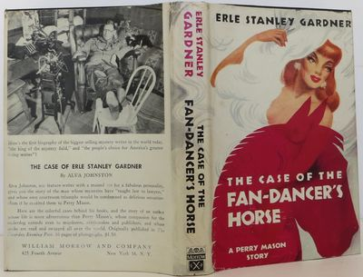 Morrow, 1947. 1st Edition. Hardcover. Fine/Near Fine. A fine first edition in a fine dust jacket. Or...