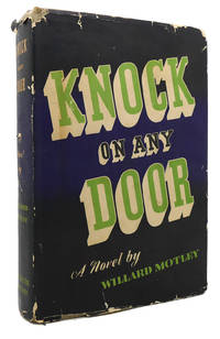 collectible copy of Knock on Any Door