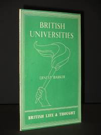 British Universities: British Life and Thought Series No. 24
