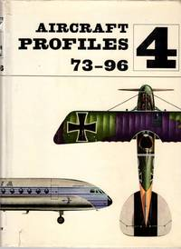 image of Aircraft in Profile: Profile Nos. 73-96 Volume 4