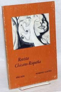 Revista Chicano-riqueña: año dos, numero cuatro, Otoño, 1974