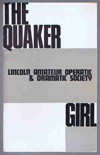 The Quaker Girl: Theatre Royal Lincoln Programme