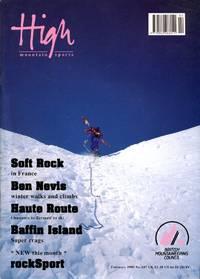 image of High Mountain Sports Magazine : Feb 1995  No 147