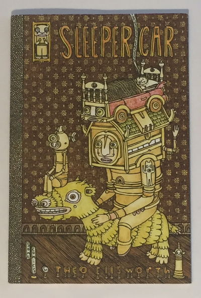 New York: Secret Acres, 2009. Staplebound. Fine. Octavo (23 cm), unpaginated. Staplebound pictorial ...
