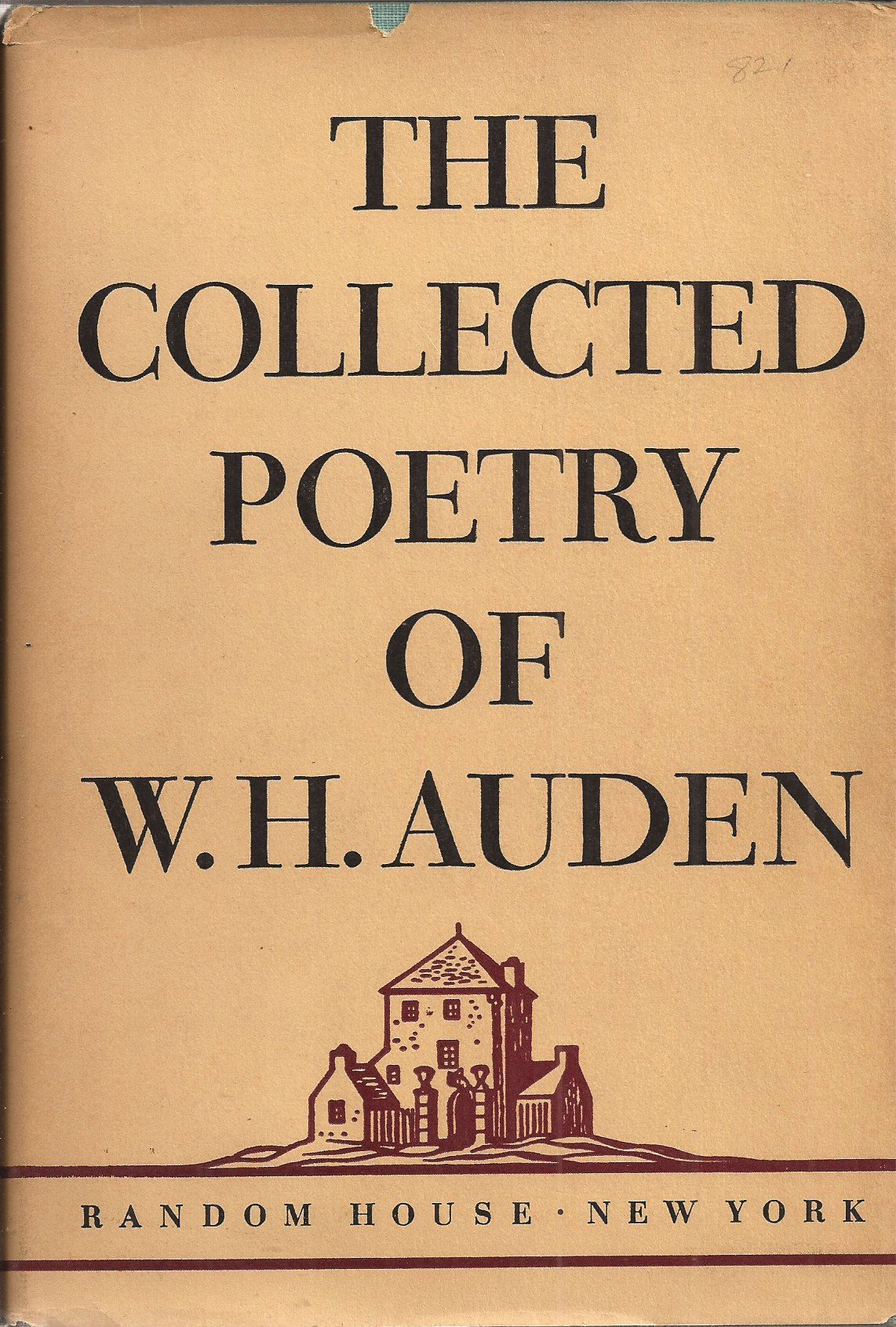 poetry and w h auden In an atlantic magazine article, author caleb crain touts the virtues of memorizing poetry, and for him in particular the mid-20th century british poet wh auden's in praise of limestone.