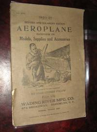 image of Aeroplane Handbook on Models, Supplies and Accessories