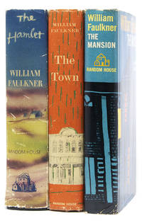 [Snopes trilogy.] The Hamlet; The Town; The Mansion by Faulkner, William - 1959