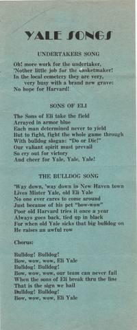Yale Songs