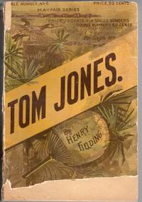 image of The history of Tom Jones a foundling