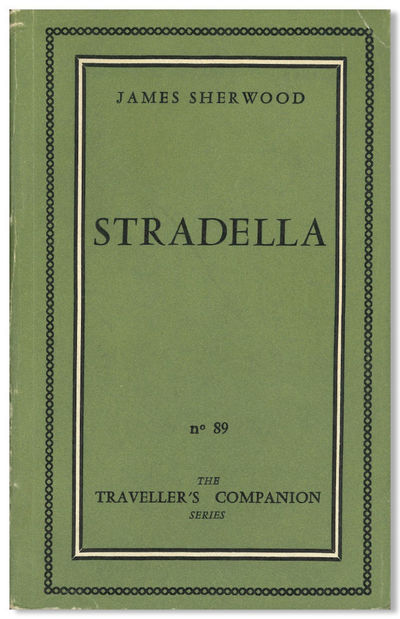 Paris: The Traveller's Companion Series/ The Olympia Press, 1962. Printed green wrapper. Light wear ...