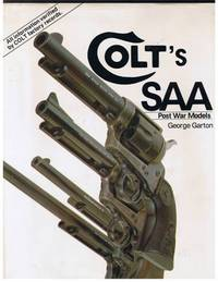 image of Colt's SAA: Post War Models