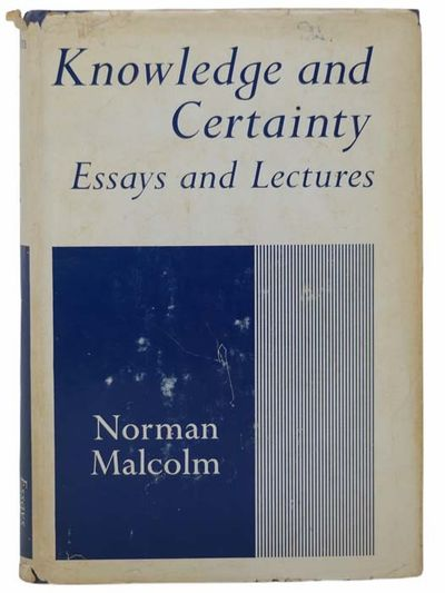 Englewood Cliffs, N.J: Prentice Hall Inc, 1963. First Edition. Hard Cover. Very Good/Good. First edi...