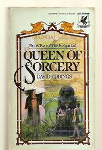 QUEEN OF SORCERY [BOOK TWO OF THE BELGARIAD]