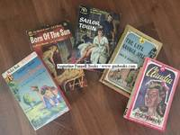 image of An AFB 5-book general fiction multi-pack:  Sailor Town, Claudia, The Late George Apley, Cluny Brown, Born of the Sun
