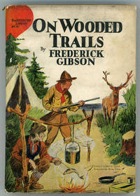 ON WOODED TRAILS OR AMONG THE ADIRONDACK GUIDES ..