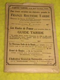 Cartes Taride No. 3, Paris, Champagne(Nord), Ardennes