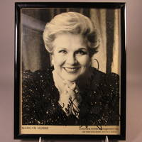 image of Autographed photograph of Marilyn Horne
